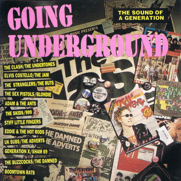 Various - Going Underground (The Sound Of A Generation)