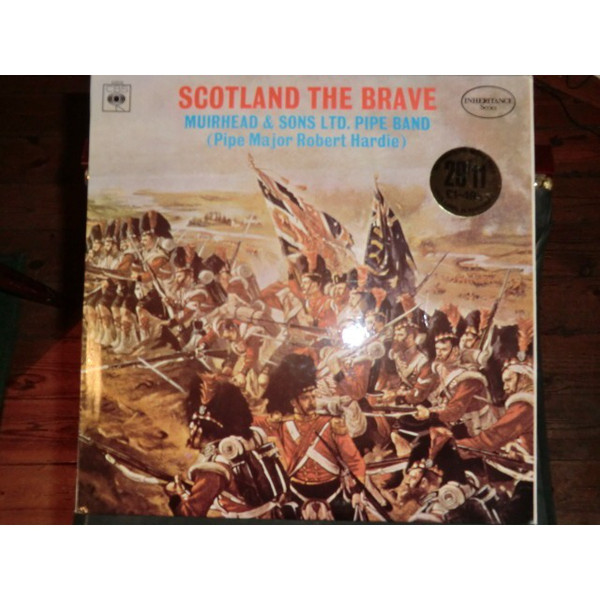 Muirhead & Sons Ltd. Pipe Band - Scotland The Brave