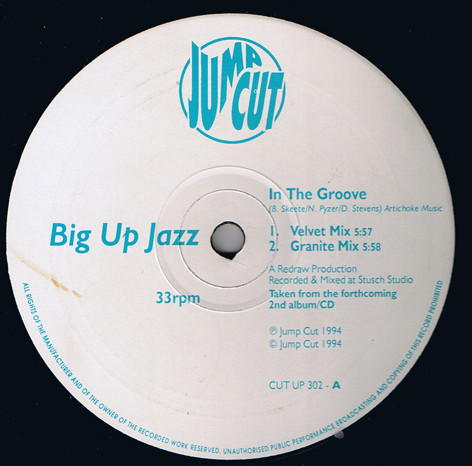 Big Up Jazz - In The Groove