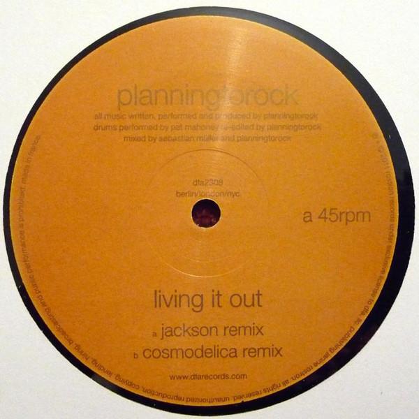 PlanningToRock - Living It Out