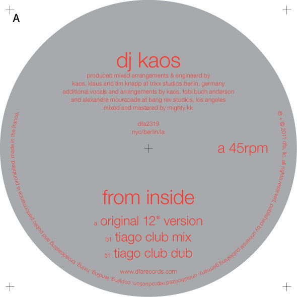 Dj Kaos - From Inside