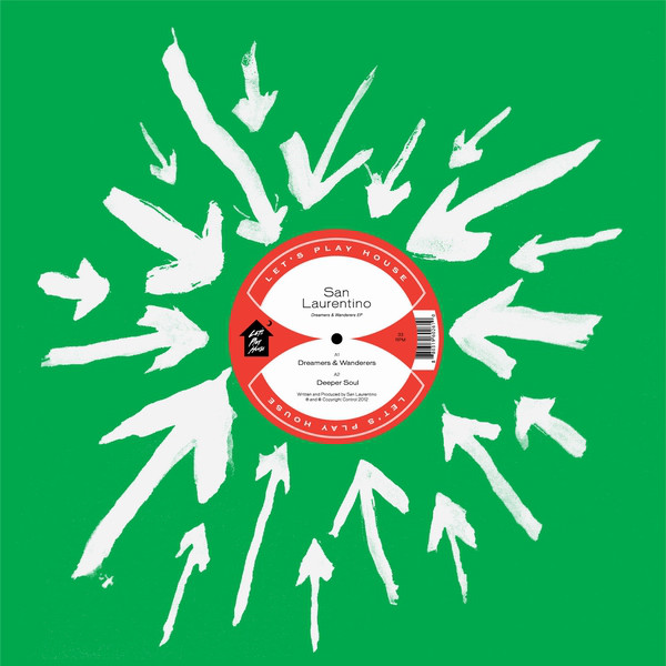 San Laurentino - Dreamers & Wanderers EP