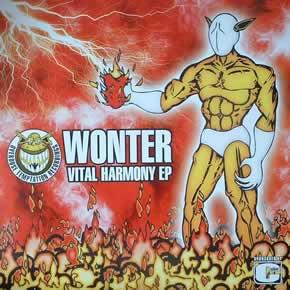 WONTER - VITAL HARMONY EP