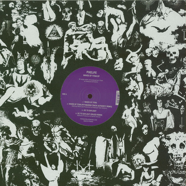 Pixelife - Waves Of Titan EP