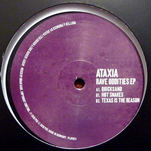 Ataxia - Rave Oddities EP