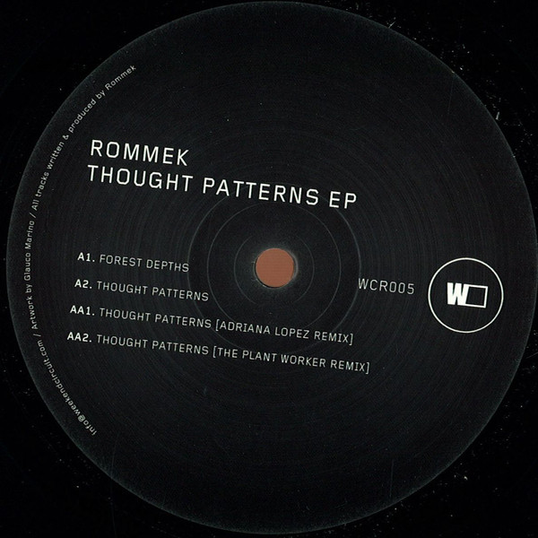 Rommek - Thought Patterns EP