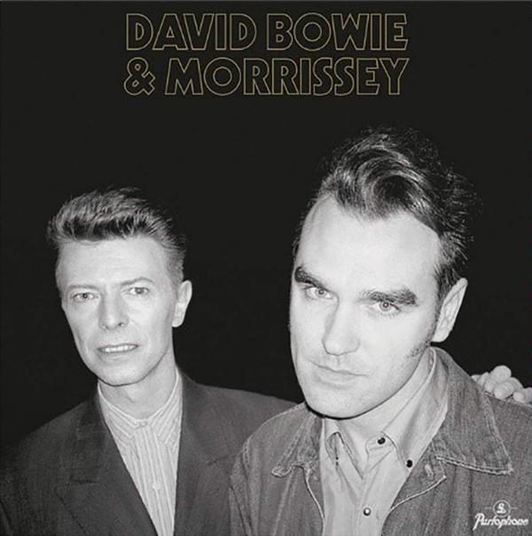 David Bowie & Morrissey -  Cosmic Dancer (Live)