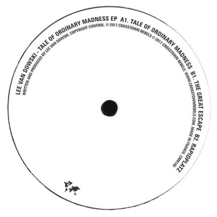 Lee Van Dowski - Tale Of Ordinary Madness EP