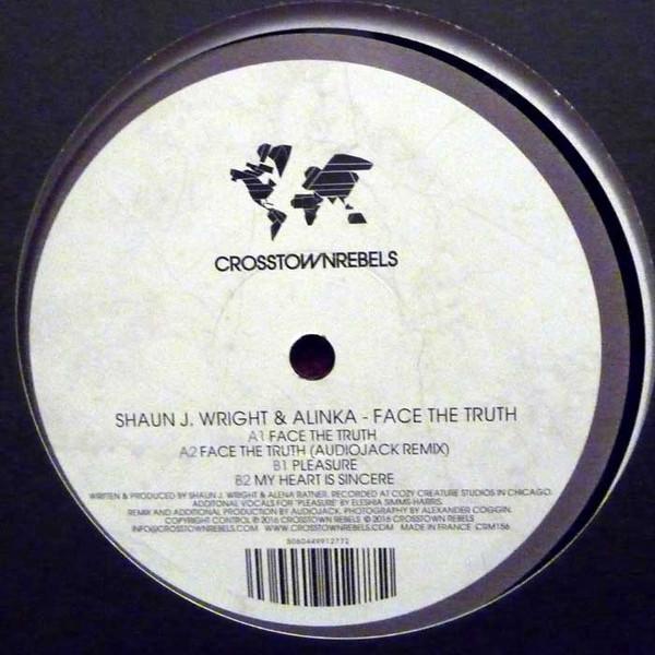 Shaun J. Wright & Alinka - Face The Truth