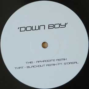 HOLLY VALANCE - DOWN BOY (REMIXES)