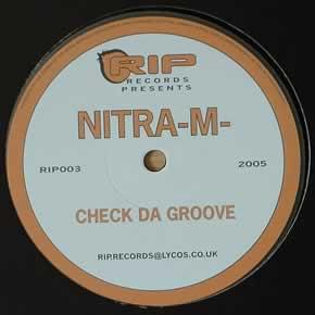 NITRA-M - CHECK DA GROOVE