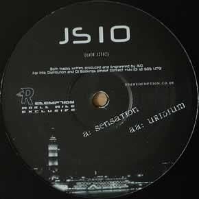 JS10 - SENSATION / URIDIUM