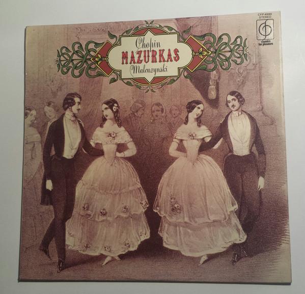 Chopin - Malcuzynsky - Mazurkas