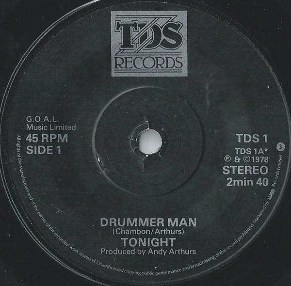 Tonight - Drummer Man