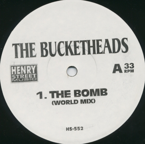 The Bucketheads / Liquid Dope - The Bomb (World Mix) / Navigate / Dope Show