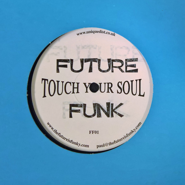 FUTURE FUNK - Touch Your Soul
