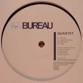 QUARTET - OF LOVE EP