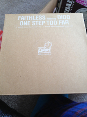 FAITHLESS feat DIDO - ONE STEP TOO FAR