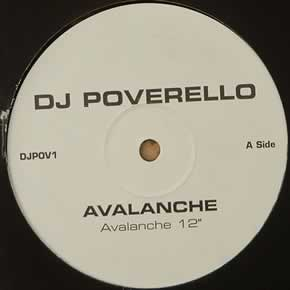DJ POVERELLO - AVALANCHE