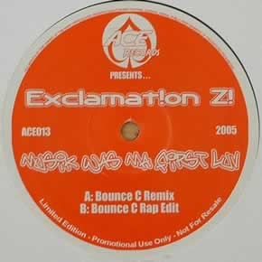 EXCLAMATION Z! - MUSIK WAS MA FIRST LUV