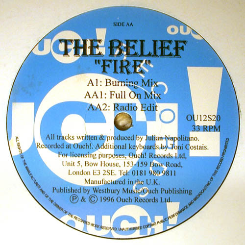 THE BELIEF - FIRE