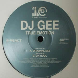 DJ GEE - TRUE EMOTION