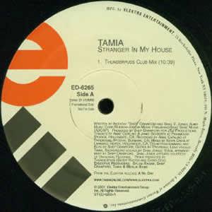 TAMIA - STRANGER IN MY HOUSE (DOUBLE)