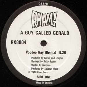 A Guy Called Gerald - Voodoo Ray (Remix)