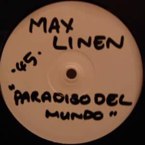 MAX LINEN - PARADISO DEL MUNDO