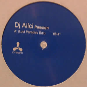 DJ ALICI - PASSION