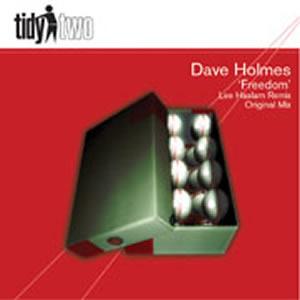 DAVE HOLMES - FREEDOM