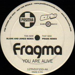 FRAGMA - YOU ARE ALIVE