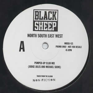 BLACK SHEEP - NORTH SOUTH EAST WEST (REMIXES)