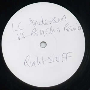 L.C. ANDERSON vs PSYCHO RADIO - RIGHT STUFF