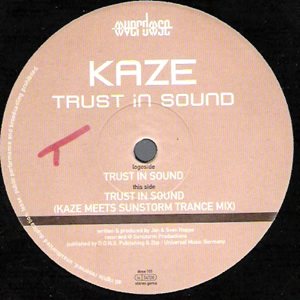 KAZE - TRUST IN SOUND