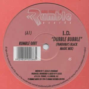 I.D. - DUBBLE BUBBLE
