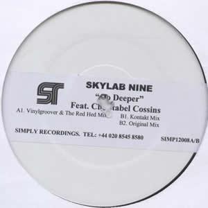 SKYLAB NINE - GO DEEPER (DISC 1)