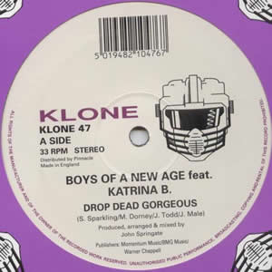 BOYS OF A NEW AGE - DROP DEAD GORGEOUS