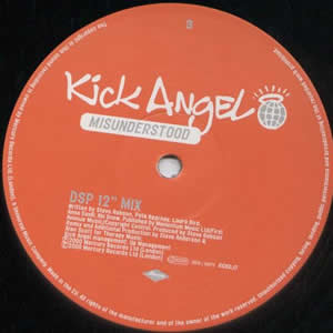 KICK ANGEL - MISUNDERSTOOD