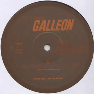 GALLEON - SO I BEGIN
