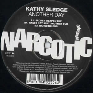 KATHY SLEDGE - ANOTHER DAY (THE REMIXES)