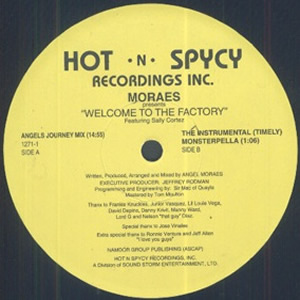MORAES - WELCOME TO THE FACTORY