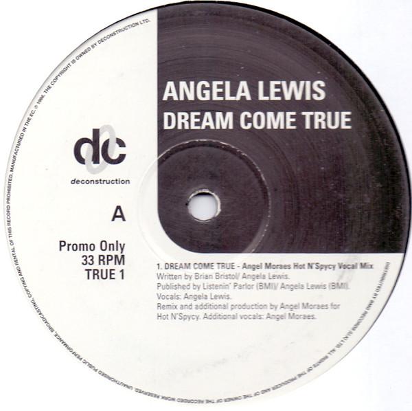Angela Lewis - Dream Come True