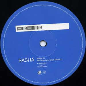 SASHA - MAGIC #1