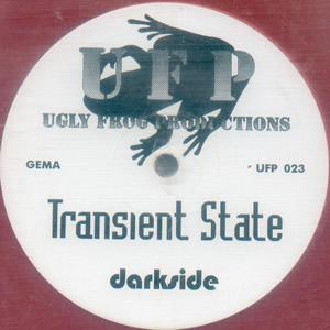 TRANSIENT STATE - DARKSIDE (RED VINYL)