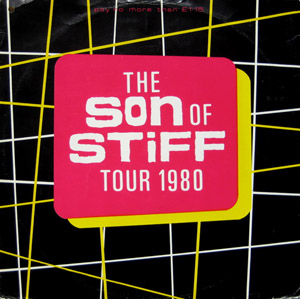Various - The Son Of Stiff Tour 1980