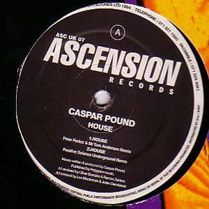 CASPAR POUND - HOUSE