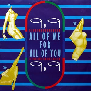 9.9 - All Of Me For All Of You