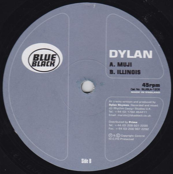 DYLAN RHYMES - Muji - Maxi x 1