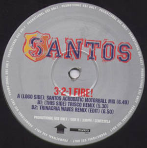 SANTOS - 3-2-1 Fire!